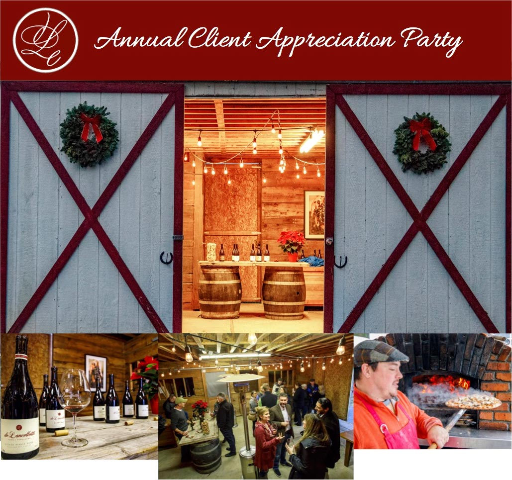 Annual Client Appreciation Party
